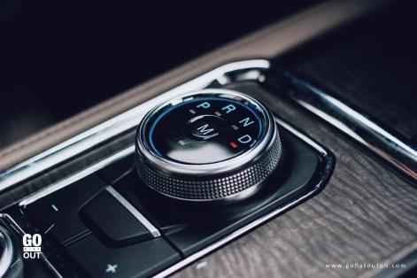 2018 Ford Expedition EL EcoBoost V6 Interior