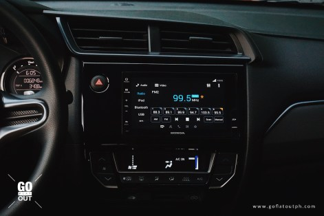 2018 Honda Mobilio RS Interior