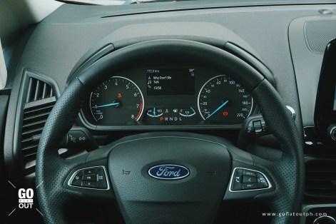 2019 Ford EcoSport Titanium EcoBoost Interior