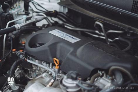 2018 Honda CR-V 1.6 S i-DTEC Engine