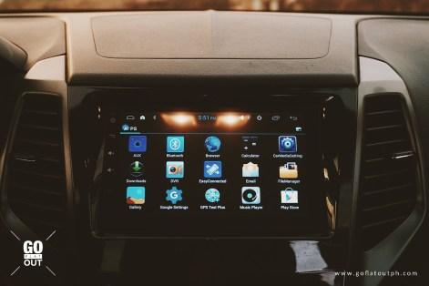 2018 SsangYong Tivoli XLV ELX 4WD Infotainment