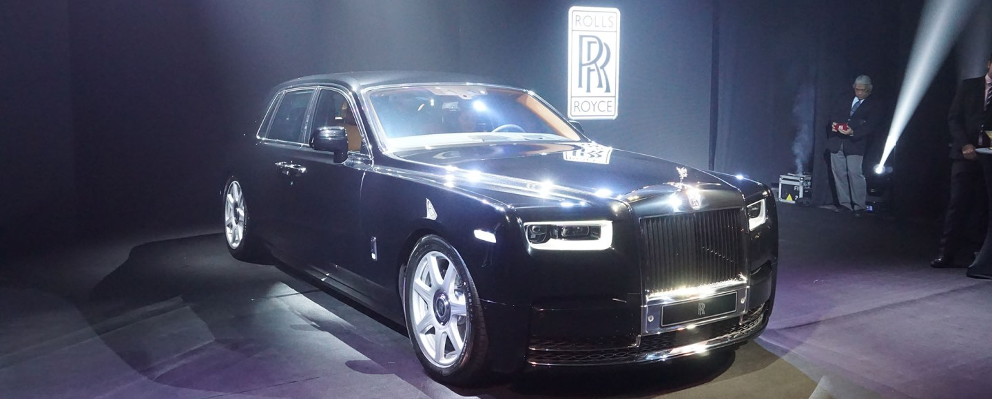 2019 Rolls-Royce VIII Launched In Manila