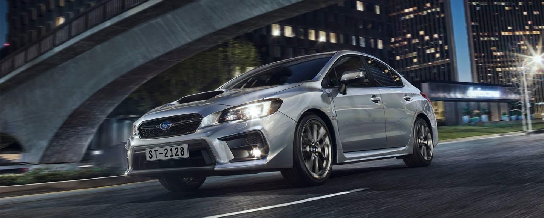 2019 Subaru WRX and 2019 Subaru WRX STI Launched Philippines