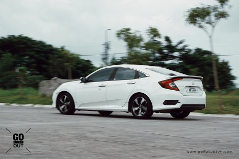 2018 Honda Civic RS Turbo Exterior