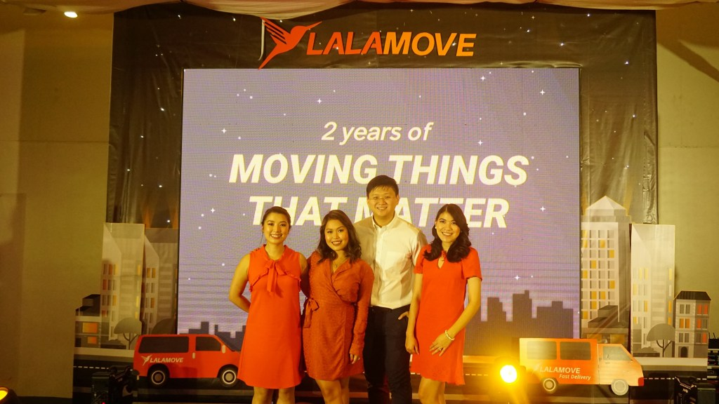 Lalamove Second Anniversary
