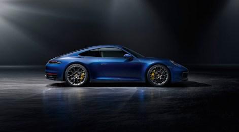 2020 Porsche 911 (992) Exterior