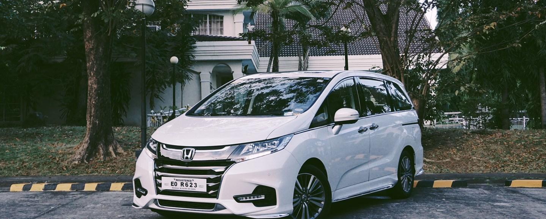 2018 Honda Odyssey EX-V Navi Review