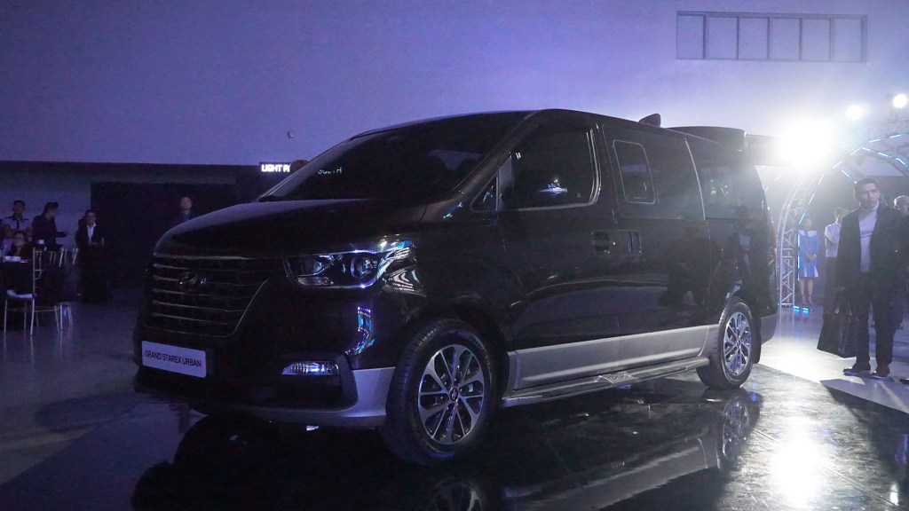 2019 Hyundai Grand Starex Urban Offers Unparalleled Luxury In Its Segment