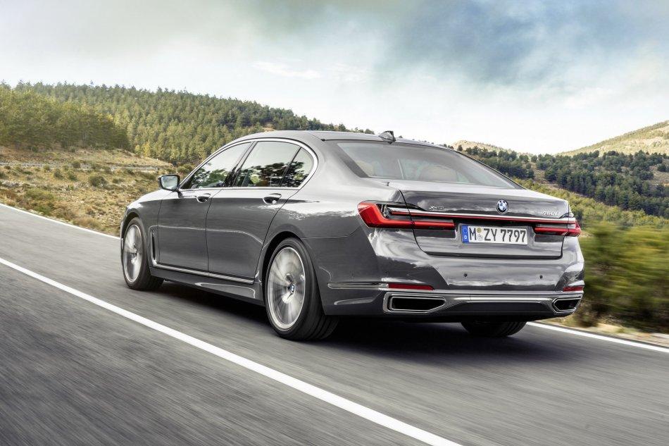 2020 BMW 7 Series Exterior