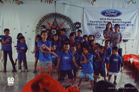 2018 Ford Philippines Spreads Christmas Cheer in Bulacan