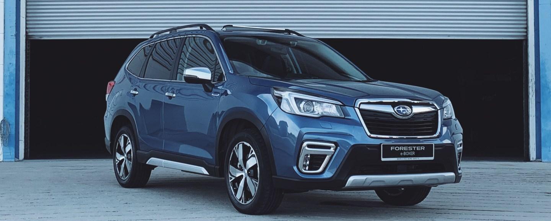 2019 Subaru Forester e-BOXER First Impressions