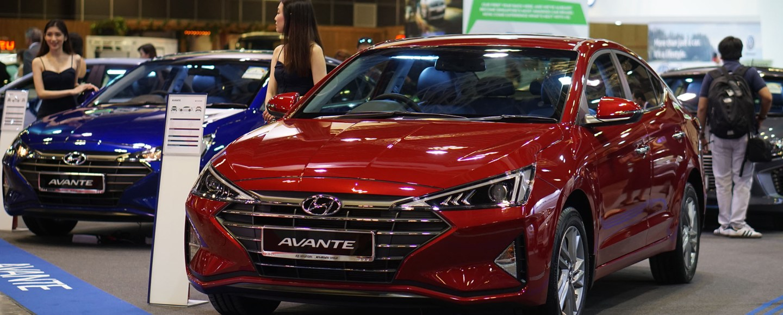2019 Hyundai Elantra Facelift Makes ASEAN Debut In Singapore
