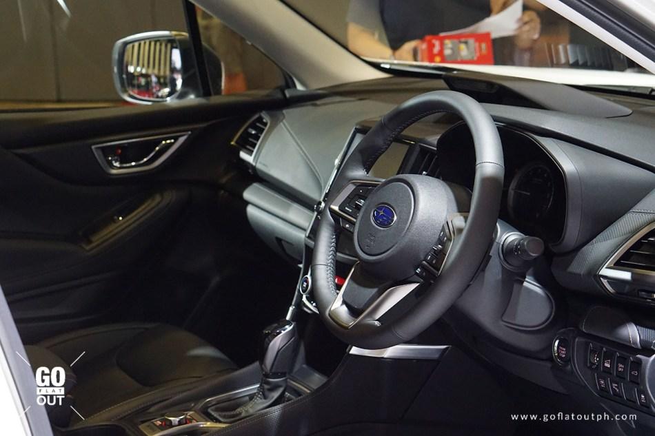 2019 Subaru Forester e-Boxer Interior