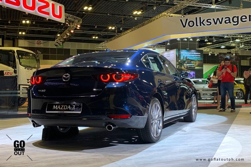 2019 Mazda 3 Sedan Exterior