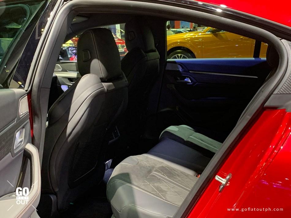 2019 Peugeot 508 Interior