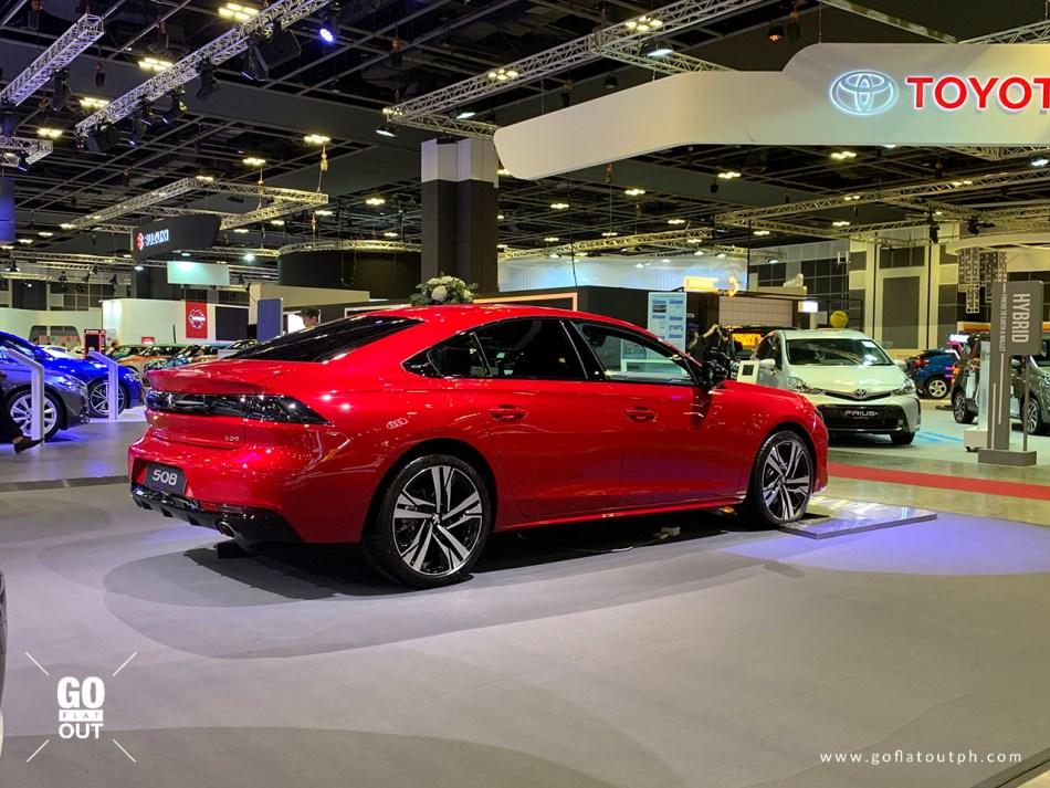 2019 Peugeot 508 Exterior