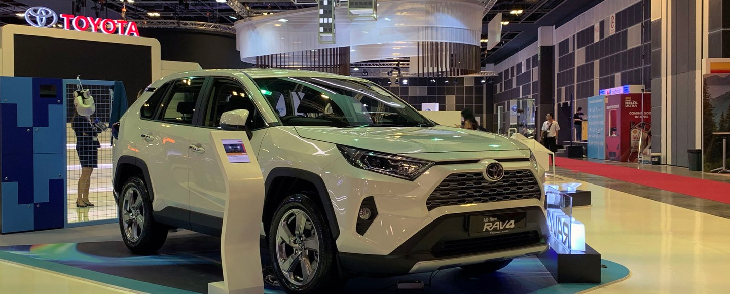 All-New Toyota RAV4 Makes ASEAN Debut. Will The Philippines Be Next?