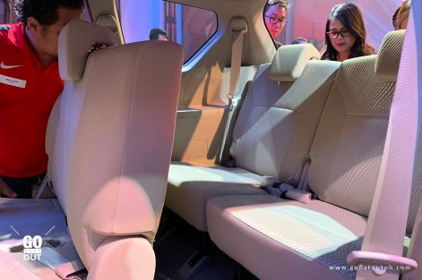 2019 Suzuki Ertiga Interior