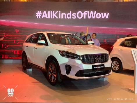 2019 Kia Sorento EX 2.2 CRDi AWD