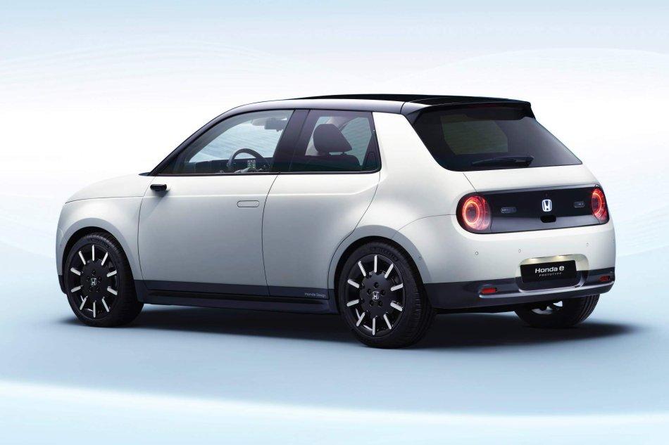 2020 Honda e Prototype Exterior