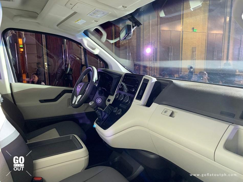 2020 Toyota Hiace GL Grandia Tourer Interior