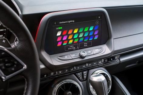 2019 Chevrolet Camaro RS Interior