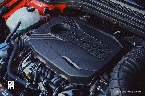 2019 Hyundai Veloster Turbo Engine