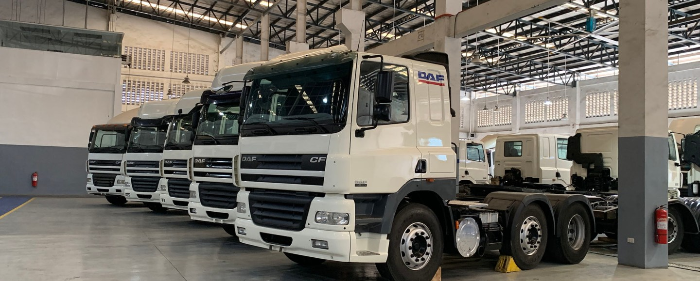 DAF Philippines Inaugurates Its Sprawling Facility In Laguna and Davao