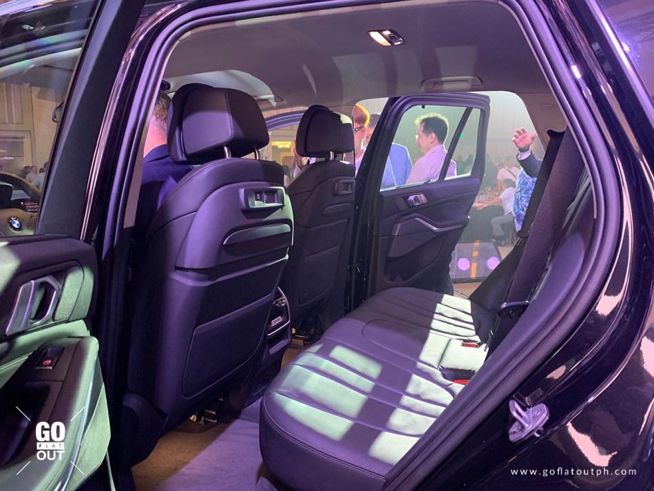 2019 BMW X5 xDrive30d X Line Interior