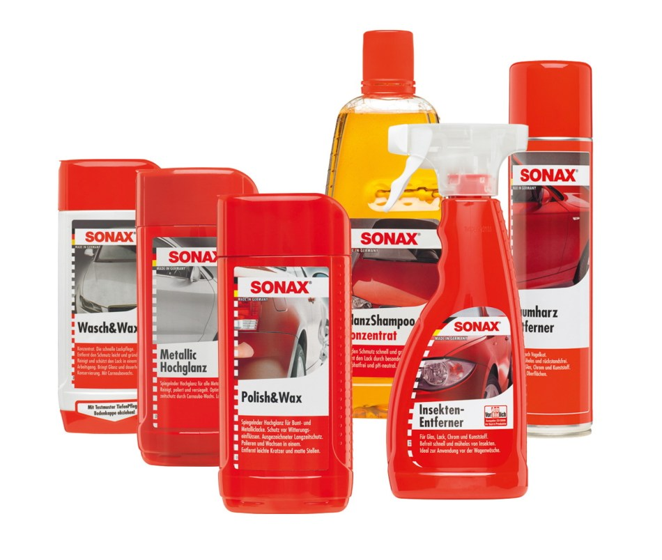 SONAX Philippines 3 Easy Steps To Keep Your Car Sparkling Clean For The Summer