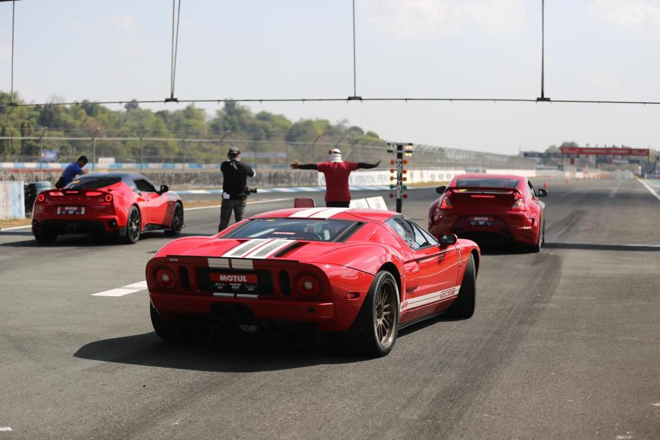 Motul 300V Superfast Trackday Ford GT