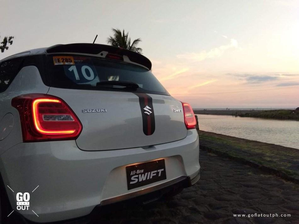 2019 Suzuki Swift GL CVT Exterior