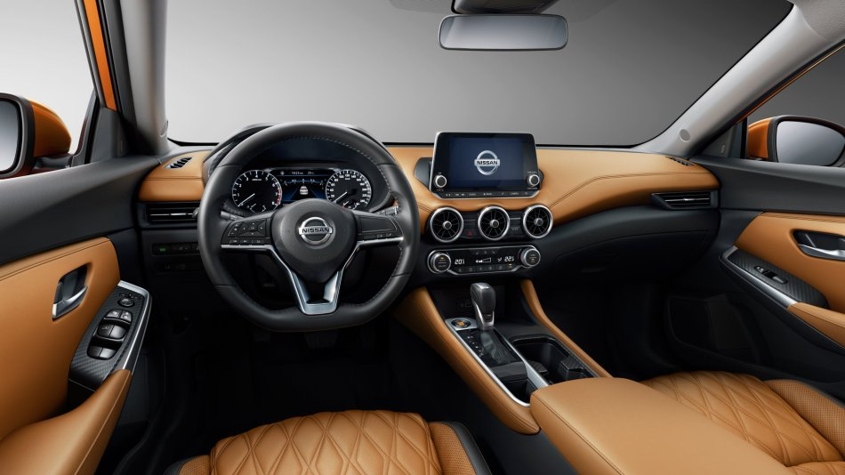 2020 Nissan Sylphy Interior