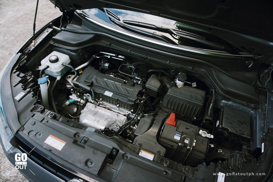 2019 SsangYong Tivoli Premium Sport Engine