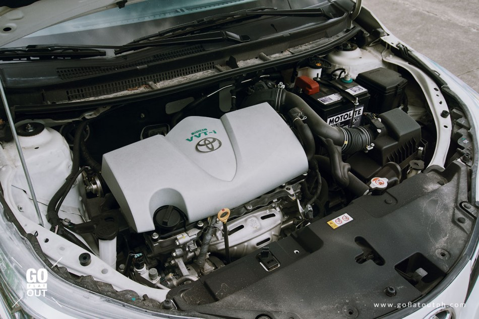 2019 Toyota Vios 1.5 G Engine