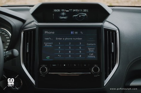 2019 Subaru Forester 2.0i-L EyeSight Infotainment