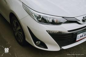 2019 Toyota Vios 1.5 G Exterior