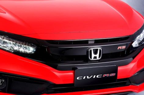 2019 Honda Civic 1.5 RS Turbo Exterior
