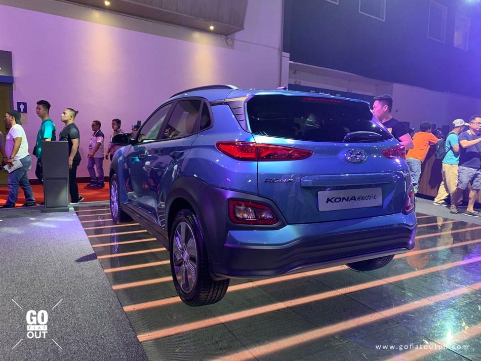2019 Hyundai Kona Electric Exterior