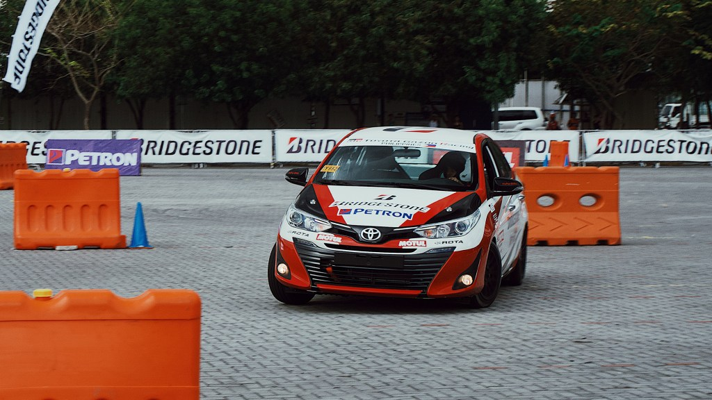 Young Guns Rule In The 1st Leg Of The Toyota Vios Racing Festival