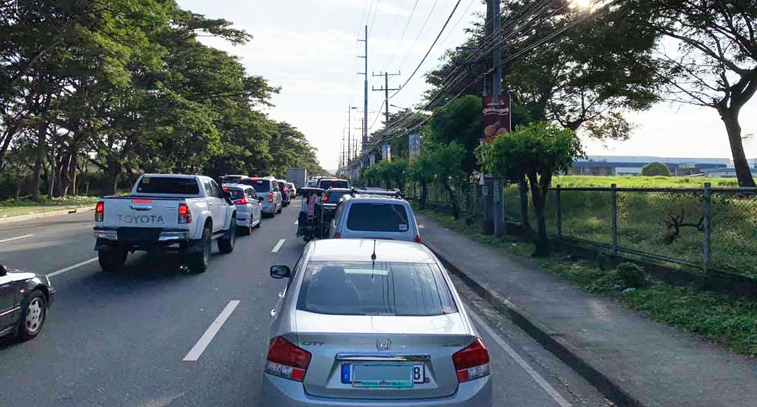 69 Percent Of PH's Air Pollution Comes From Cars