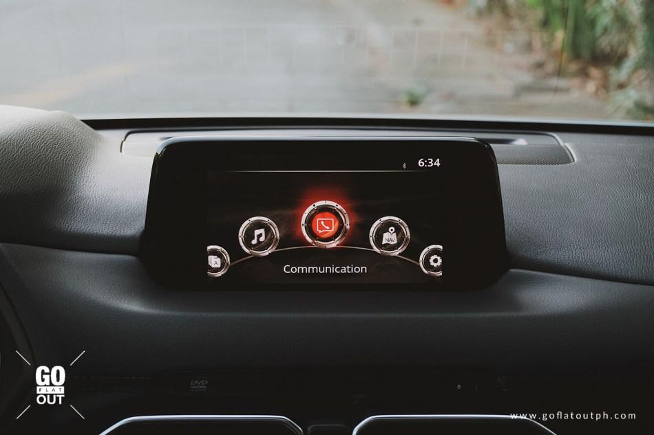 2019 Mazda CX-5 2.2 AWD Sport Diesel Infotainment