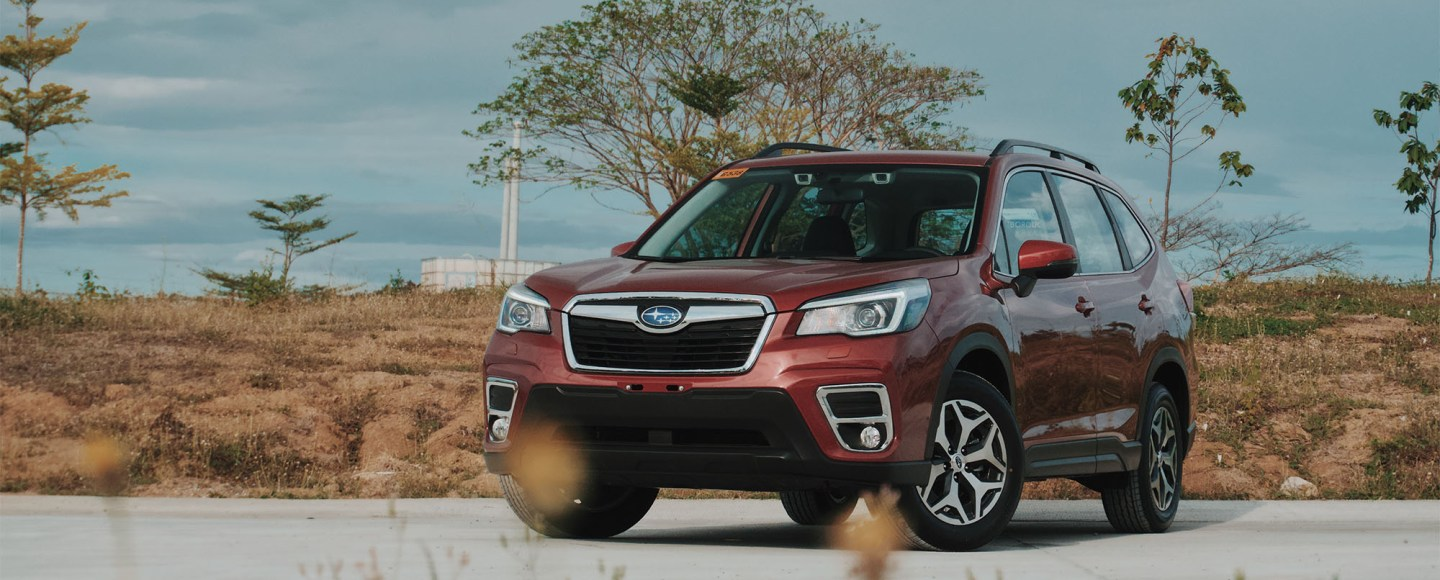2019 Subaru Forester Earns Highest Score In Japan's Crash Test Rating