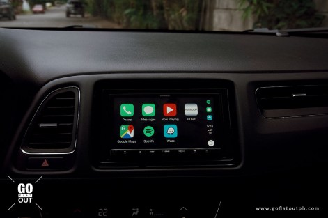 2019 Honda HR-V 1.8 RS Kenwood Infotainment