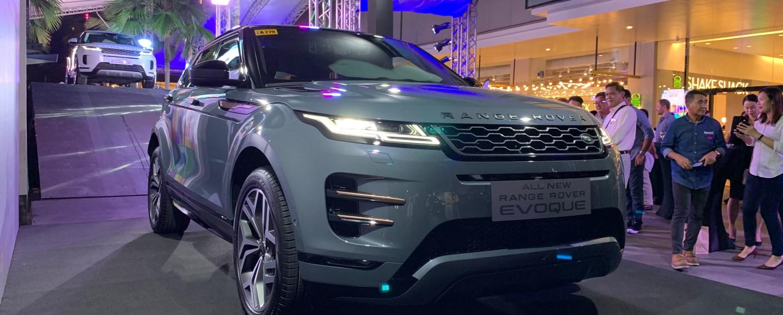 2020 Range Rover Evoque Says Hello To Manila With A P5.090M Starting Price