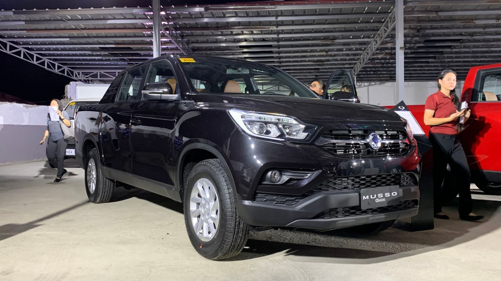 2020 SsangYong Musso Grand Has The Largest Bed In Its Class And A P1.180M Starting Price