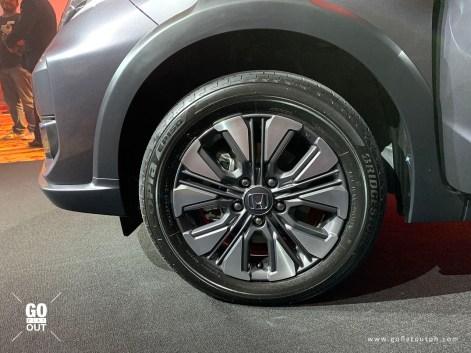 2020 Honda BR-V 1.5 S CVT Exterior