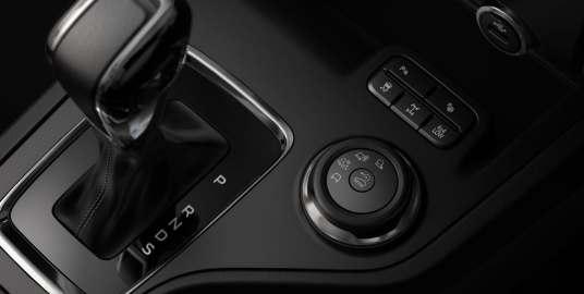 2019 Ford Everest Titanium 2.0 Bi-Turbo 4x4 Interior
