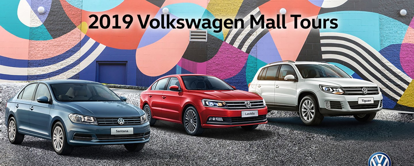 Catch Volkswagen's Mall Yours In Makati And Pampanga This July