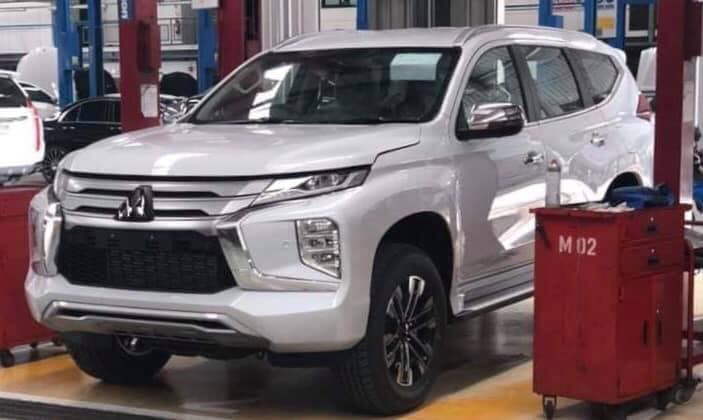 This Is The 2020 Refresh Of The Mitsubishi Montero Sport